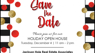 Save the Date: Star Valley Real Estate Holiday Open House
